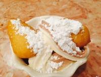 cream chese donuth