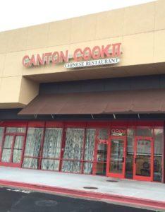 Canton cook- exterior pic